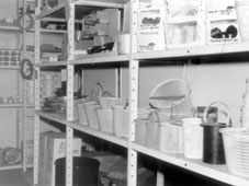 Showroom at 63 Allingham St Pre-1988