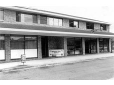 New showroom at 7 Eldon Ave 1988